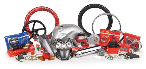 Daftar Persamaan Alat SepedaMotor